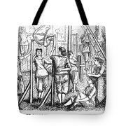 Calisthenics, 1867 Tote Bag