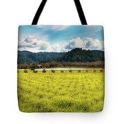 Calistoga Gold Tote Bag