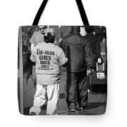 Call For Girls Tote Bag