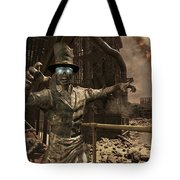 Call Of Duty Black Ops Tote Bag