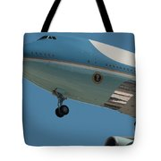 Call Sign Tote Bag