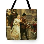 Call To Arms Tote Bag