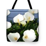 Calla Lilies- Oregon Tote Bag