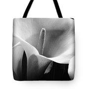 Calla Lilies Tote Bag