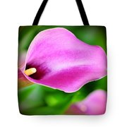 Calla Lilly Tote Bag by Kathleen Struckle