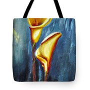 Calla Lilly Part C Tote Bag