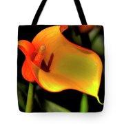 Calla Lily II Tote Bag
