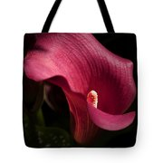 Calla Lily Tote Bag by Joanne Smoley