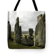 Callanish Stones Tote Bag