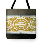 Callard And Bowser's Nougat Tote Bag