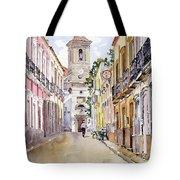 Calle Fuente Alhabia Tote Bag