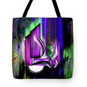 Calligraphy 108 4 Tote Bag