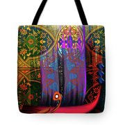 Calligraphy 121 2 Tote Bag