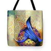 Calligraphy 26 3 Tote Bag