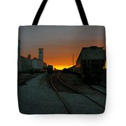 Calling It A Day Tote Bag