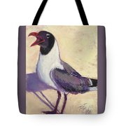 Calling The Meeting To Order Tote Bag