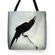 Calling To The Moon Tote Bag by Patricia Strand