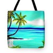 Calm Bay #53 Tote Bag