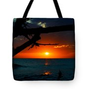 Calm Between The Storms Tote Bag