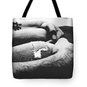 Calm-by Dustin Woods Tote Bag
