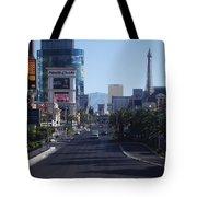 Calm On Vegas Strip Tote Bag