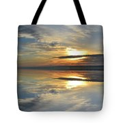 Calm Morning Two  Tote Bag