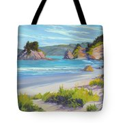 Calm Ocean Waters Tote Bag