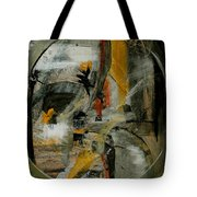 Calm Out Of Chaos Tote Bag