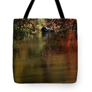Calm Reflection Tote Bag