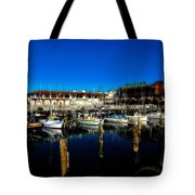 Calm Waters V2 Tote Bag