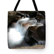 Calming Water Tote Bag