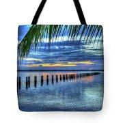 Caloosahatchee Evening Tote Bag