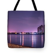Caloosahatchee Night Tote Bag