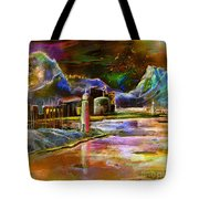 Calpe 02 Spain Tote Bag