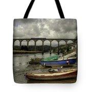 Calstock Viaduct Tote Bag