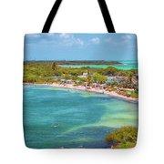 Calusa Beach Tote Bag