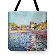 Calvados Tote Bag by Paul Signac