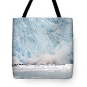 Calving Tote Bag