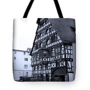 Calw A History Laden Town 01 Tote Bag