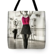Camaguey Ballet 1 Tote Bag