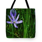 Camas Lily Tote Bag