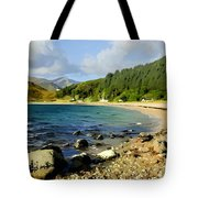 Camasnacroise Loch Linnhe Tote Bag