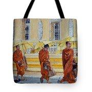 Cambodian Harmony Tote Bag
