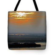 Cambodian Sunsets 2 Tote Bag