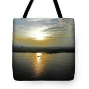 Cambodian Sunsets 3 Tote Bag