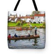 Cambridge 3 Tote Bag