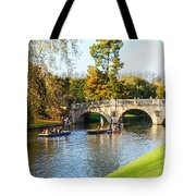 Cambridge 4 Tote Bag
