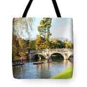 Cambridge 5 Tote Bag