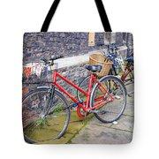 Cambridge Bikes 1 Tote Bag