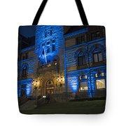 Cambridge City Hall Cambridge Ma Tote Bag